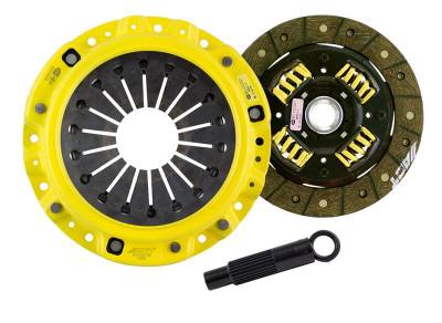 Clutch Components - Clutch Kits - Advanced Clutch Technology - HD/Perf Street Sprung - HS1-HDSS Honda S2000 (2000-2009) NOTE: Kit does not include bearings.