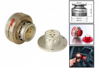 Works Bell - Works Bell Rapfix II (Silver)