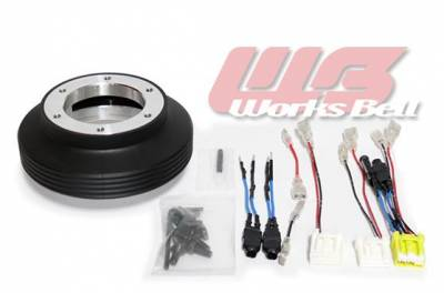 Interior / Safety - Steering Hubs, Hub Adapters, Quick Release - Works Bell - Works Bell Short hub 920S (MAZDA)
