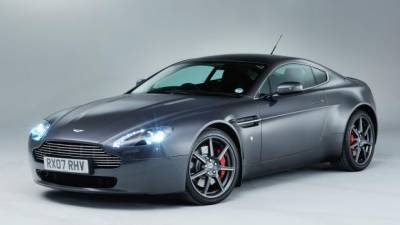 Featured Vehicles - Aston Martin - V8 Vantage