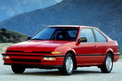 Acura  - Integra - Generation 1: Series AV, DA1-DA4 (1986-1989)