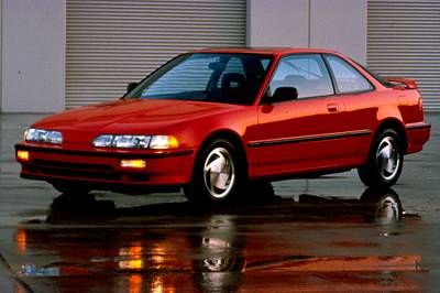 Acura  - Integra - Generation 2: Series DA5-DA9, (1989-1993)