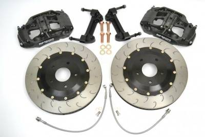 Integra - Generation 1: Series AV, DA1-DA4 (1986-1989) - Brakes