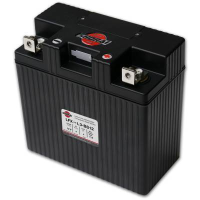 Shop by Category - Battery - Shorai - Shorai LFX36L3-BS12