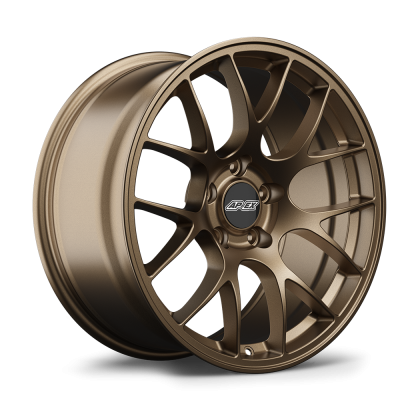 "Apex Wheels - APEX EC-7 18x11"" ET52 Mustang - Image 4"