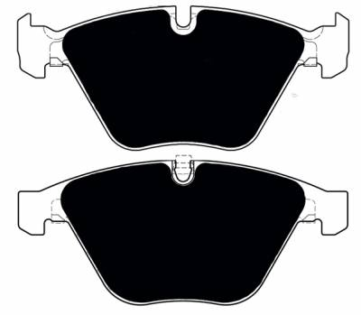 Brake Pads - Autocross Pads - Porterfield - Porterfield R4-S AP1260 Brake Pad