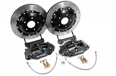 Chevrolet - Corvette C6 - AP Racing - Essex Designed AP Racing Radi-CAL Competition Brake Kit (Rear CP9449/340mm)- C6 Corvette