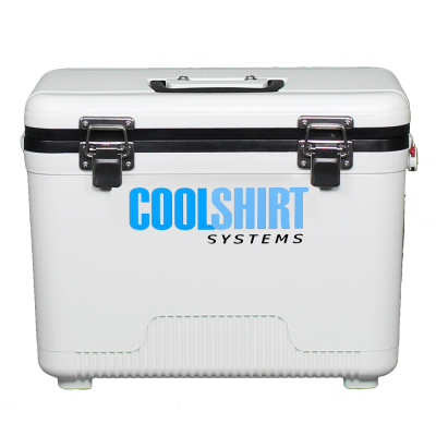 Driver - Race Underwear - COOLSHIRT Systems  - CLUB SYSTEM 19qt cooler