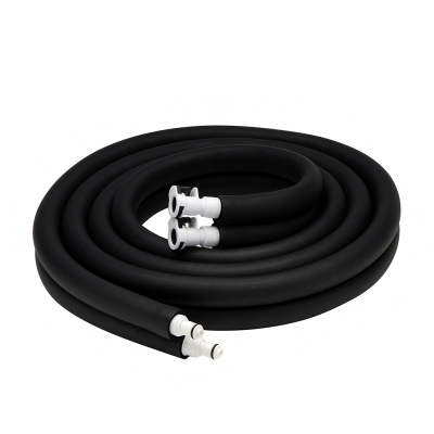 - COOLSHIRT Systems  - WATER HOSE 12' w/ safety pull release connectors