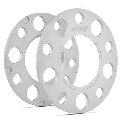Wheels / Wheel Accessories - Wheel Accessories  - Apex Wheels - Apex 5mm BMW Spacer Kit
