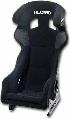 Recaro  - Recaro Pro Racer SPA (FIA) (Kevlar Carbon Fiber Material) Black Velour