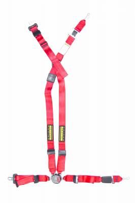 Safety Harness - 4 Point - Schroth Racing  - Schroth QuickFit Pro (Mini)