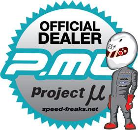 Project Mu  - Project Mu 999 Rear Honda S2000 Brake Pads P9R389