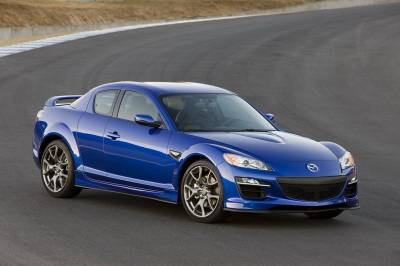 Featured Vehicles - Mazda - Mazda RX-8