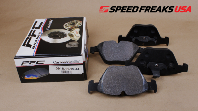 E89 Z4 2009+ - Brake Pads - Performance Friction  - Performance Friction Front Brake Pads 0918.11.19.44BMW M3 08-13, 11 1M, 07-09 335