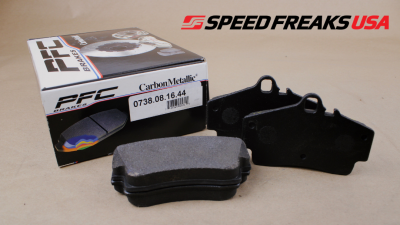 981 ('12+) - Brake Pads - Performance Friction  - Performance Friction Brake Pads 0738.08.16.44