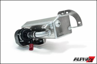Featured Vehicles - Audi  - AMS  - Alpha Performance Audi S4 B8 Supercharger Cooler System