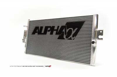Featured Vehicles - Infiniti - AMS  - Alpha Performance Infiniti Q50 / Q60 Center Heat Exchanger