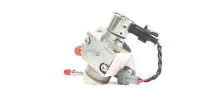 Featured Vehicles - Infiniti - AMS  - Red Alpha VR30 RA338 High Pressure Fuel Pump Kit