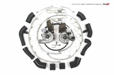 ALPHA Performance R35 GT-R Omega 12 Turbo Kit