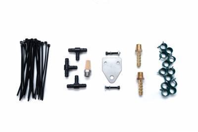 Alpha Performance R35 GT-R 3 Port Boost Control Solenoid Kit for Internal Wastegate Turbos