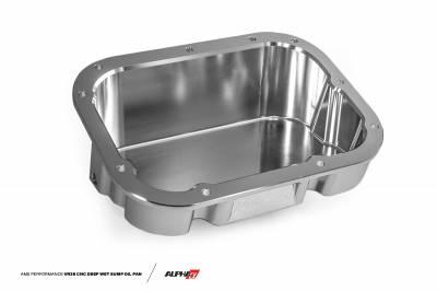 Featured Vehicles - Nissan - ALPHA Nissan GT-R CNC Billet VR38 Oil Pan