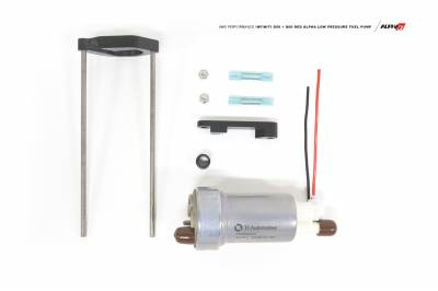 Featured Vehicles - Infiniti - AMS  - Alpha Performance Infiniti Q50/Q60 Low Pressure Fuel Pump Upgrade Kit