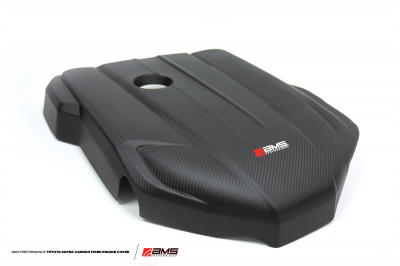 AMS Performance Toyota GR Supra Carbon Fiber Engine Cover