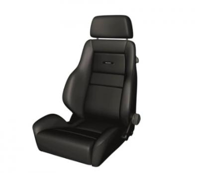 Interior / Safety - Racing Seats - Recaro  - Recaro Classic LS - Black Leather