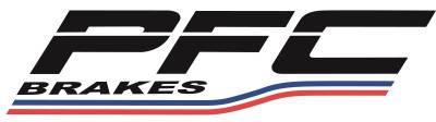 Braking - Brake Pads - Performance Friction  - Performance Friction Girling, Formula Mazda, Citroen Rear 0044.11.15.44 Race Pad Set