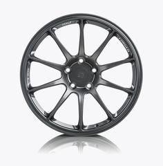 Wheels - 5x114.3 Wheels - Titan7 - Titan7 T-R10 FORGED 10 SPOKE WHEEL 17X9.5 +51 (5x114.3) - SQUARE PLACEMENT - SATIN TITANIUM