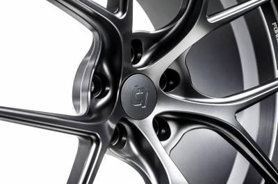 Featured Vehicles - Subaru - Titan7 - Titan7 T-S5 FORGED 5 SPOKE WHEEL 20X8.5 +35 (5X114.3) - FRONT, SATIN TITANIUM