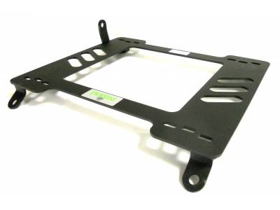 Planted  - PLANTED SEAT BRACKET- CHEVROLET CORVETTE [C6/C7 CHASSIS EXCLUDING ZR1] (2005-2019) - DRIVER / LEFT *SEAT BELT TAB ON INBOARD AND OUTBOARD SIDES