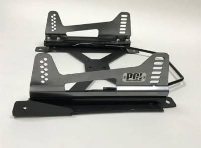 PCI Slider Seat Mounts (Honda S2000) Passenger Side