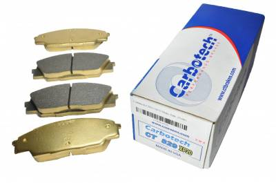 Honda - S2000 - Carbotech Performance Brakes - Carbotech Performance Brakes, CT829-XP20