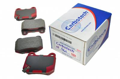 Featured Vehicles - Mitsubishi - Carbotech Performance Brakes - Carbotech Performance Brakes, CT961-1521