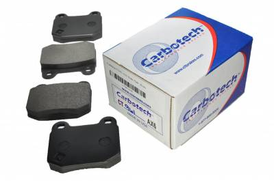 Featured Vehicles - Mitsubishi - Carbotech Performance Brakes - Carbotech Performance Brakes, CT961-AX6