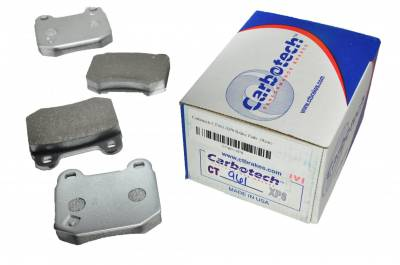 Mitsubishi - Lancer Evolution IX - Carbotech Performance Brakes - Carbotech Performance Brakes, CT961-XP8