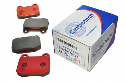 Featured Vehicles - Mitsubishi - Carbotech Performance Brakes - Carbotech Performance Brakes, CT961-XP10
