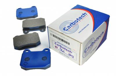 Featured Vehicles - Mitsubishi - Carbotech Performance Brakes - Carbotech Performance Brakes, CT961-XP12