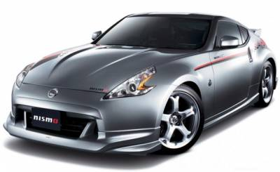 Featured Vehicles - Nissan - 370Z
