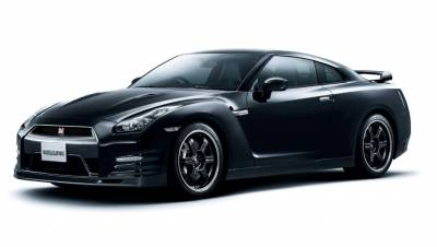 Featured Vehicles - Nissan - GT-R