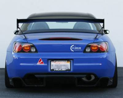 Featured Vehicles - Honda - Voltex - Voltex S2000 Type 1V Wing