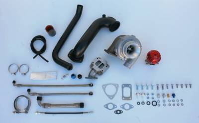 Forced Induction - Turbo Kits - Berk Technology  - Berk MR2 Gen 3 GT30R / 35R Turbo Kit (BT1093)