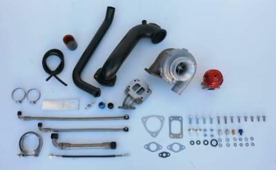 Shop by Category - Forced Induction - Berk Technology  - Berk MR2 Gen 3 GT30R / 35R Turbo Kit (BT1093)