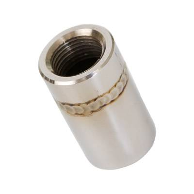 Exhaust - Hardware and Accessories  - Berk Technology  - Berk Universal O2 Sensor Bung w/ Stand Pipe SS (BTO2-Standpipe)