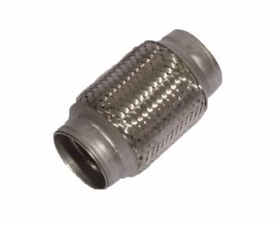 "Exhaust - Hardware and Accessories  - Berk Technology  - Berk SS Flex Section 1.75"" X 6"" (BTFLEX1.75X6)"