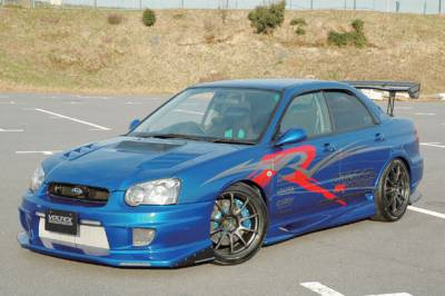 Featured Vehicles - Subaru - WRX/STi