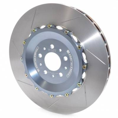 Braking - Brake Rotors Two-piece - Girodisc - Girodisc A1-110 Ferrari 430 Scuderia Front 2pc Floating Rotors