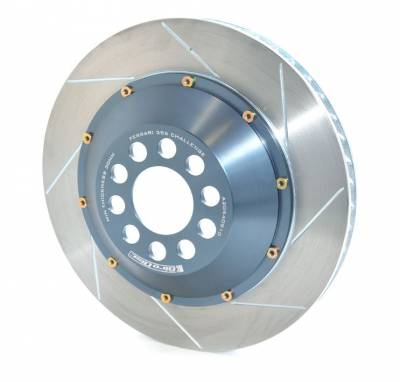 Brake Rotors Two-piece - Two-Piece Front Rotors - Girodisc - Girodisc A2-054 Ferrari 355 Challenge Front 2pc Floating Rotors